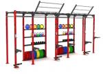 Home Gym Rigs And Racks Free Standing Wall Mounted Crossfit Rack