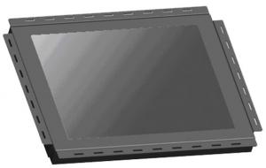 China 10.2 inch 4-wire Resistive Touch Screen Open Frame Monitor on sale