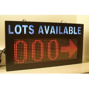 China Parking Assist System-LED Screen on sale