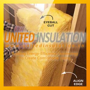 China R-Value Glass Wool Batts on sale