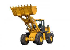 China 6000 KG 3.5 M3 Bucket XCMG Construction Machinery LW600KN with Hydraulic Wet Brake on sale