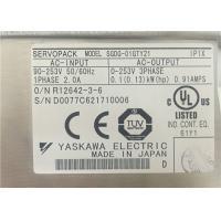 China Industrial Ac Servo Pack YASKAWA ELECTRIC  SGDG-01GTY21 SERVOPACK  Input 90-253V on sale