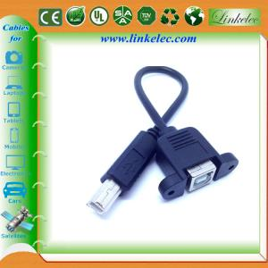China usb panel mount cable usb shielded high speed cable 2.0 on sale
