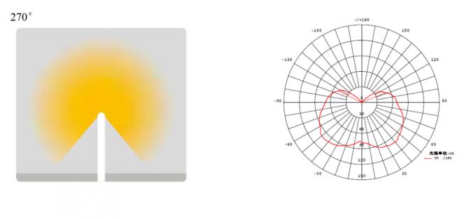 SMD3014 6w/8w 110lm/w llevó la iluminación del bulbo, zócalo de e26/e27 B22, alto brillo 60 x 109/60 x 111