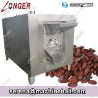 2019 New 304 Stainless Steel Cocoa Bean Roasting Machine Small Scale Quote