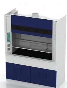China Chinese Chemical Fume Hood Laboratory Fume Extraction Hoods Steel Medical Physics on sale