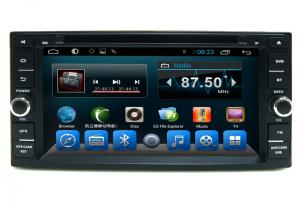 China Car Dvd Player Toyota GPS Navigation for Hilux with Bluetooth Wifi 3G on sale