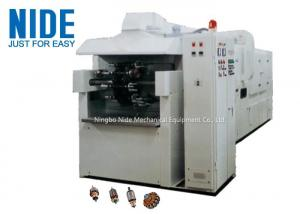China Adjustable Pitch Automatic trickle impregnation machine / Armature trickling machine on sale