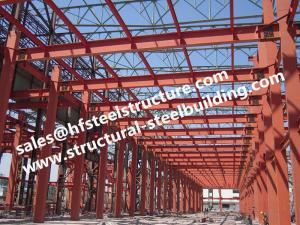 China Chinese Structural Steel Contracting  for Industrial, Residential, Commercial Buildings China FASECbuildings on sale