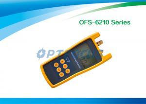 China Handheld Fiber Optic Tester , Lighting Optical Testing Equipment 171×73×26 mm on sale