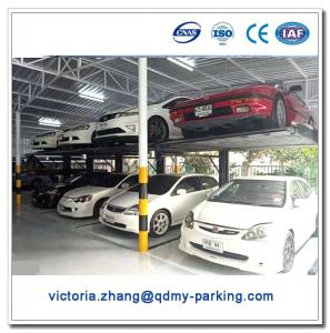 China Manual Car Parking System Hydraulic Parking Portable Garage for Two Car Parking on sale