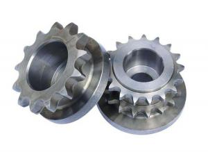 Quality Durable Stainless Steel Sprockets Motorcycle Use Various Material ISO9001 for sale