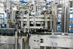 Содовая вода, сок алюминий может вращающиеся наполнения автомата и может seaming машина