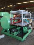 CE Approved Paper Egg Tray Making Machine For Egg Carton With Popular Model Shape