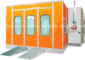 China Natural Gas Car Spray Paint Booth (SGB90) on sale