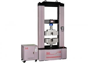 China Floor Standing 0.5 Accuracy Tensile Testing Machine 250kN Capacity ETM250D-TS on sale