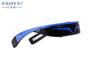 China Virtual Theater 3D Smart Video Glasses For Viewing Light Weight Large Screen on sale