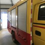 Top Quality Automatic Metal or Aluminum Roller Shutter/ Fire Truck Door /Door