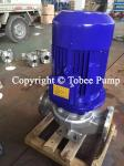 China Tobee™ Vertical Inline Sanitary Pump wholesale