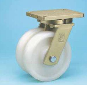 China Swivel Industrial Rubber Caster Wheel on sale