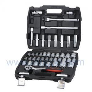 Quality TSH46-46pcs Professional Mechanic Combinatioin Socket Set/Garage Tools Set,CR-V for sale