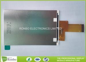 China 40 Pin 24 Bit Smartphone Lcd DisplayModule RGB Interface 5.0 Inch 480 x 854 on sale