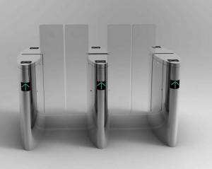 China Full Height Translation Gate Turnstile For Highly Secured Access Control on sale