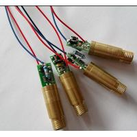 China 532nm 300mw industrial green Laser diode module on sale