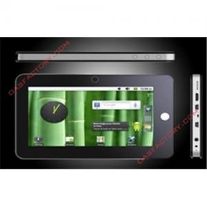 China 7 inch Capacitance Android 2.2 Tablet PC 512 RAM on sale