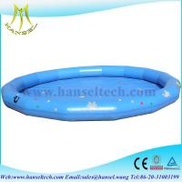 Hansel inflatable water games inflatable water pool
