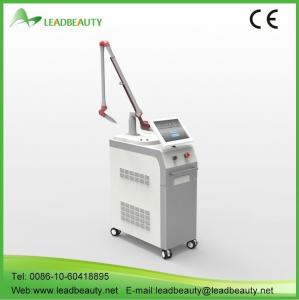 China Articulated arms q switch nd yag laser machine for tattoo removal vascular on sale