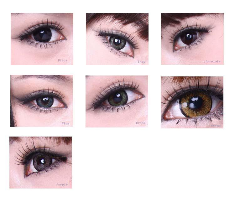 abcb57c760b color contact lenses Freshlook lens for sale – Contact lens ...