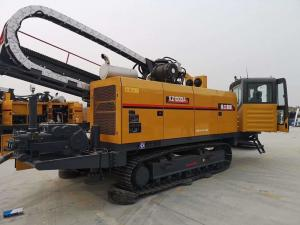 China XCMG Horizontal Directional Drilling Rig Tools  Rock Bore XZ1000A Yellow on sale