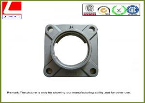 China Powder coating Surface Aluminium Pressure Die Casting Machined Metal Parts on sale