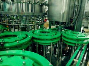China Rotary Beer / Wine / Beverage Filling Equipment for Stainless Steel Bottle 10000BPH supplier