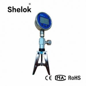 China 16bar Hand pump with pressure gauge pressure calibrator pneumatic pressure calibration on sale