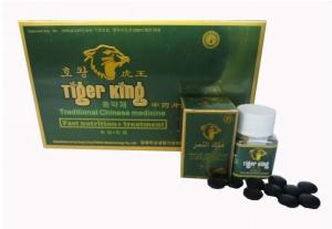 China Rey Herbal Sexual Enhancement Pills del tigre dura por 72 horas 10 cápsulas/caja on sale