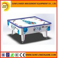 Coin Operated Game Machine 4P Air Hockey Table / Air Hockey Games,Indoor kids redemption game machine Ocean air hockey f