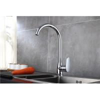 Electric Basic Kitchen Faucet Optional Plating Thickness Easy Installation