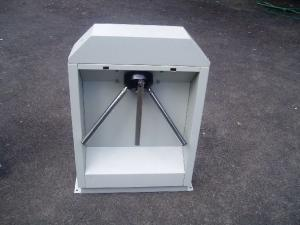 China automatic arm drop gate turnstile tripod on sale