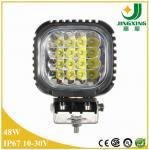 48W LED Work Light 24V CREE LED Work Lamp Flood/Spot for Truck, Jeep, Atv, 4WD, Boat