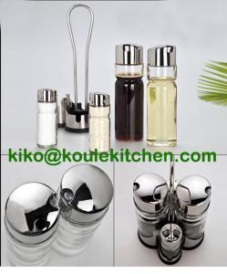 China Oil & Vinegar Bottle Cruet, Storage Bottles & Jars on sale