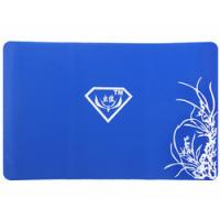 Non-skid Resistance Dust Notebook Laptop Rubber + PVC Non Slip ergonomic Mouse Pad