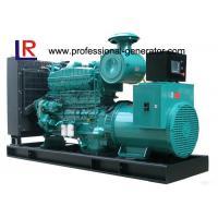 320kw 400kVA Cummins Diesel Generator Set with NTA855-G4 4 Stroke Engine , Electrical Starting