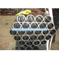 China Gas Hydraulic Cylinder Steel Tube , Honed Inner Surface Large Diameter Steel Pipe on sale