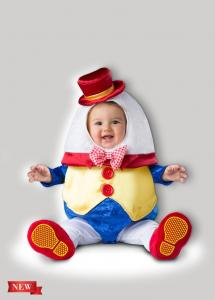 China Halloween Baby Costumes Humpty Dumpty 6083 Wholesale from Manufacturer Directly on sale
