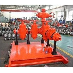 China API Choke manifold and kill manifold for oilfield on sale