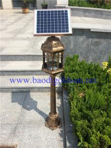 China outdoor solar mosquito killer on sale