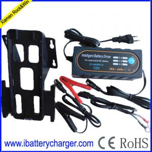 China 12v lead acid battery charger on sale