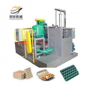 China Small egg tray / egg carton / egg box making machine price 2018 on sale